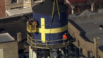 Groupon Launches Fund to Restore Swedish Water Tower