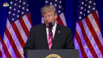 Trump Hails Civil Rights Heroes at Mississippi Museum