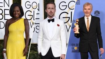 Golden Globes Winners: Moonlight, La La Land Take Top Awards