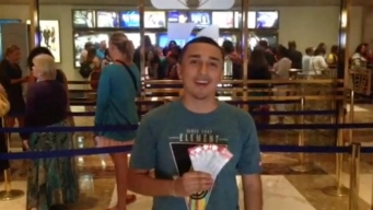 Meet Miguel Cedillo: Kelly Clarkson Super Fan 2012