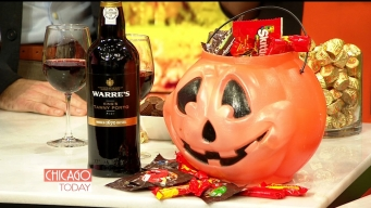 What Wines Go Best With Leftover Halloween Candy