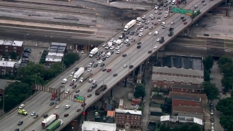 Lane Blockage on Dan Ryan Expected to Last Into Afternoon