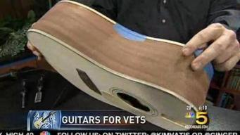 Guitars 4 Vets Project