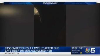 Uber Driver Sexually Assaulted, Harassed Chicago Woman, Lawsuit Claims