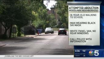 Public Warned After Attempted Child Abduction in Woodlawn