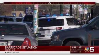 Barricade Situation on Chicago's South Side Ends
