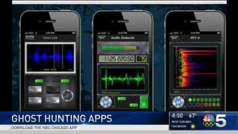 Ghost Hunting? There's An App For That
