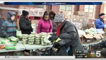 Church, Food Bank Partner Up for Turkey Giveaway