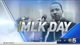 Chicago-Area Events Honor Martin Luther King Jr.