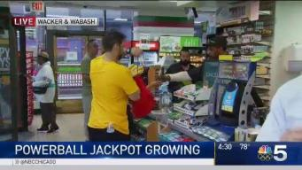 Powerball Fever Strikes Chicago