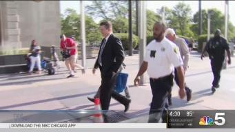 Van Dyke's Defense Team Seeks to Move Trial From Chicago