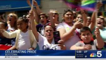 Thousands Gather for Chicago Pride Parade