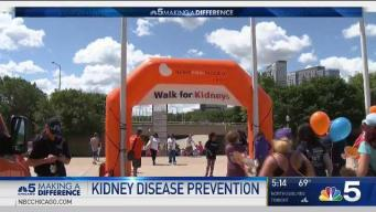 Thousands Participate in Walk to Combat Kidney Disease