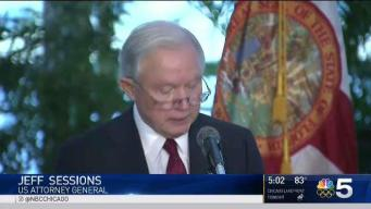 Sessions Slams Chicago Over Sanctuary City Status