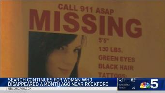 Family Searching for Missing Woman Near Rockford
