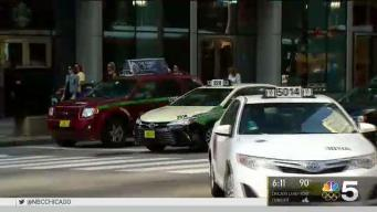 Taxi Drivers Run Into Problems in Chicago