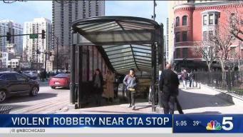 CTA Robbery Has Neighborhood on Edge