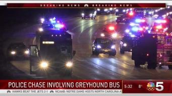 Suspect in Custody After 'Possible Hostage Situation' on Bus