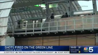 Green Line Robbery Turns Violent as Shots Ring Out