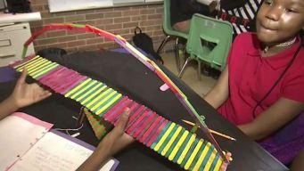 'Guitars Over Guns' Uses Art as a Teaching Tool