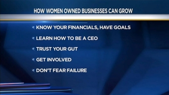 Count Me In: Empowering Women in Business