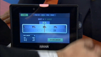 Kiosk Allows Diners to Play Games, Pay Bills