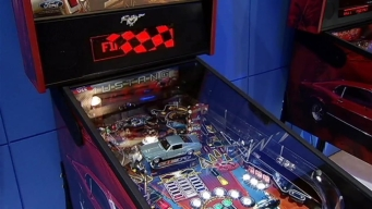 Alicia Roman Challenges Auto Show Chairman To Pinball Match
