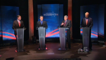 Republican Candidates Talk Job Creation