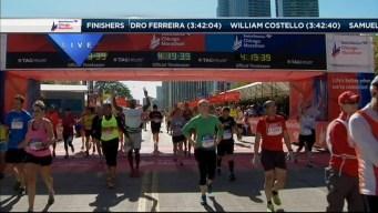 2014 Chicago Marathon Finish Line 39