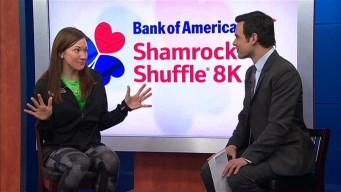 Runner Tera Moody Previews Shamrock Shuffle