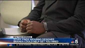 Study Finds Wearing Designer Brands Could Help Get You Hired