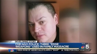 'Edge Weapons' Used in Gage Park Family Massacre