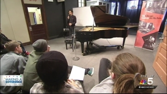 Teens Expand Their Music Education Through Partnership