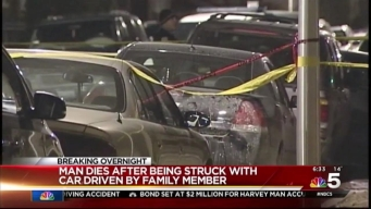 Man Hits Family with Car, Killing One