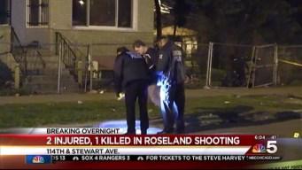 Woman Killed, 2 Injured in Shooting