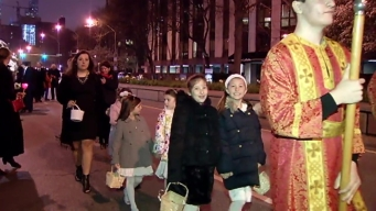 Eastern Orthodox Christians Celebrate Easter Sunday