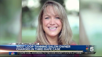 Tanning Salon Owner Charged in Third Rape Case: State's Attorney