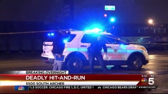 Woman Killed, Man Injured in Hit-and-Run