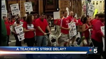 Chicago Teachers Lean Against Going on Strike in May