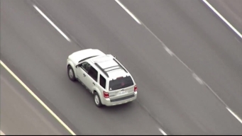 Police Pursuit Ends in South Suburbs