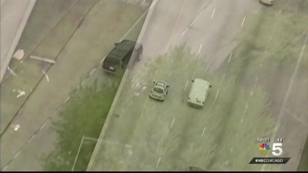 Vehicle Leads Police on Chase in Chicago, Stopped in Southern Suburb