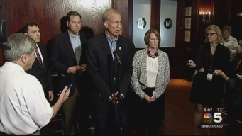 Rauner Won't Agree to Budget Deal With CPS 'Bailout'