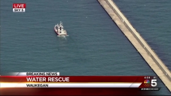 Coast Guard Searches for Teen in Waukegan Harbor