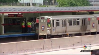 Red Line Stabbing Victim's Family Speaks