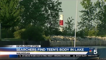 Teenage Boy Drowns in Waukegan Harbor
