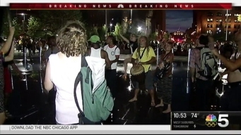 Protests Remain Active on RNC's Final Night
