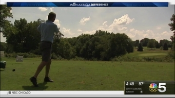 Hundreds of Golfers Hit Course for Good Cause