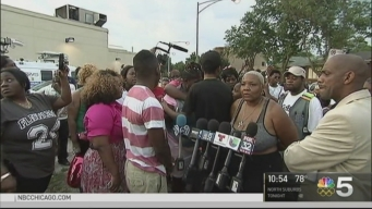 Community Mourns Young Mother Shot and Killed on Son's Birthday