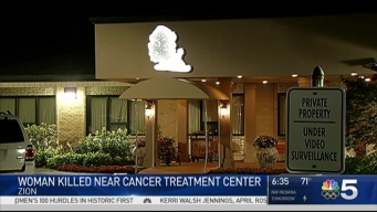 Woman Killed Near Cancer Treatment Center