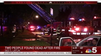 2 Dead, 1 Critically Hurt in South Side Fire